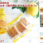 セブンイレブン夏菓子!シュガーバターの木「瀬戸内レモン&はちみつ」毎年即買い